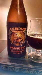Cascade Gingersnap
