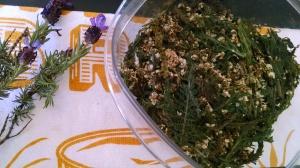 Yarrow & Lavender